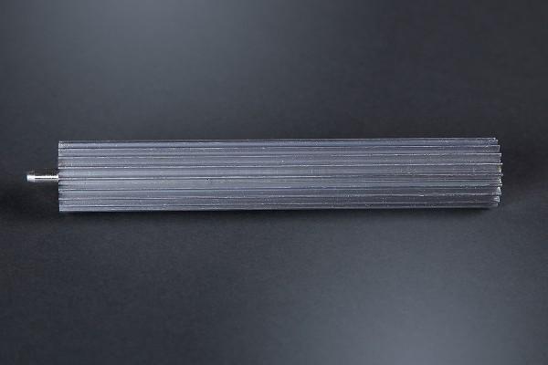 Filterstütze für Graco HD-Filter aus Alu Ø 23 mm