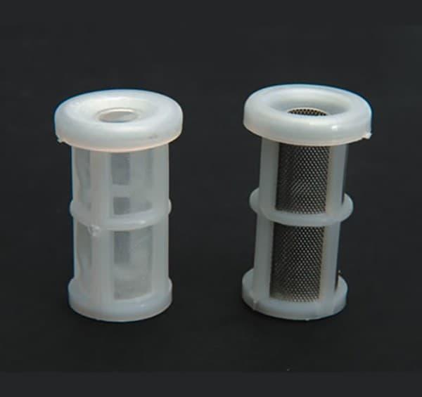 Filter 100 Maschen, Edelstahl, 10 Stück