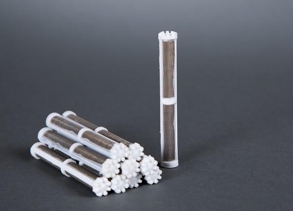 Airless Einsteckfilter 10 Stück 50 Maschen weiß passend für AirCoat Wagner GM 4700
