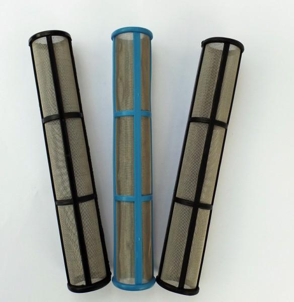 3 Stück Hauptfilter lang für Graco Airlessgeräte Ø 31 mm, Höhe 180 mm