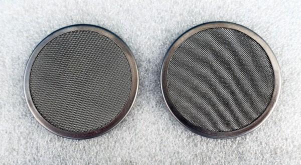 Filterscheibe Edelstahl Ø 59 mm passend für Wagner 5 Liter Oberbehälter