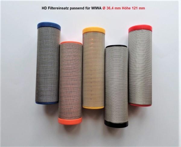 3 Stück Hauptfilter passend für WIWA Ø 36,4 mm Höhe 121 mm