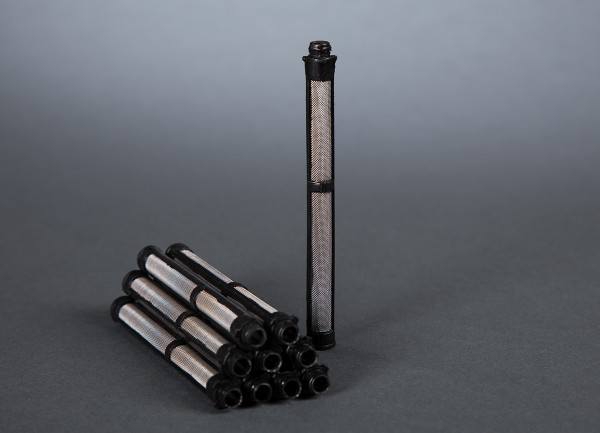 Airless Einsteckfilter 10 Stück schwarz,60 Maschen passend fü Graco