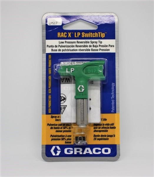 Graco RAC X Wendedüse LP grün (Niederdruck)