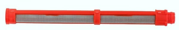 Airless Einsteckfilter 10 Stück orange, 150 Maschen, passend für Graco