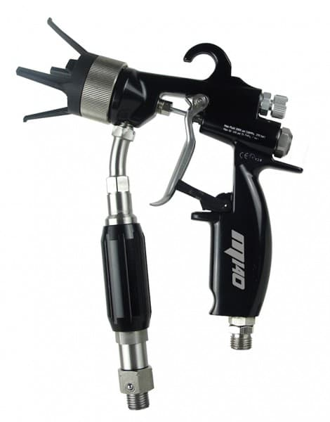 Mix-Pistole M50-S 200 bar, leicht und handlich, nur 375 Gramm