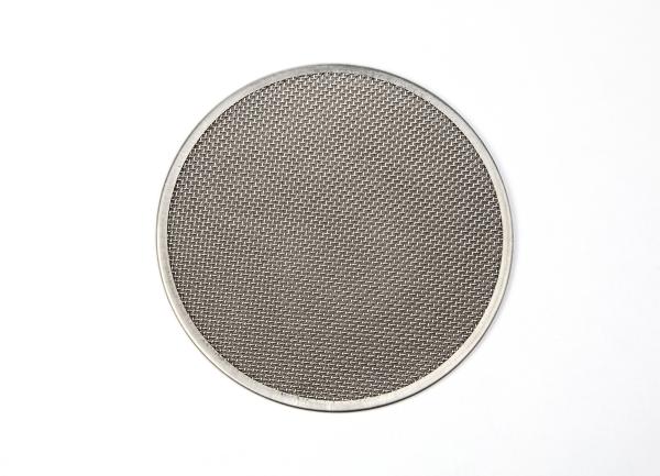 Filterscheibe Edelstahl Ø140 mm passt für WIWA- Wagner- Binks