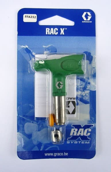 Graco RAC X Wendedüse grün mit Vorzerstäuber