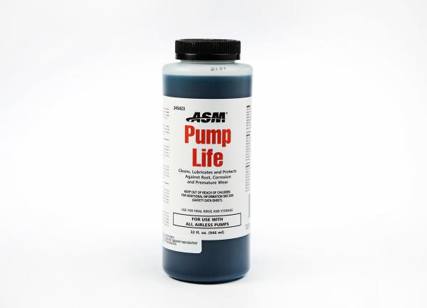 ASM Pump Life 1 Liter Konservierungsmittel geeignet für Kolbenpumpen Graco, Wagner