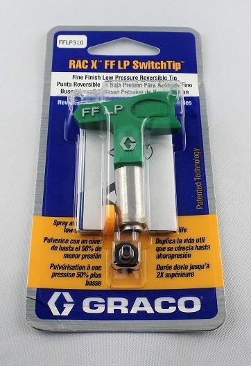 Graco RAC X Wendedüse FFLP grün mit Vorzerstäuber