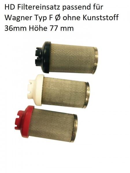 Hochdruck- Filter passend für Wagner Typ F