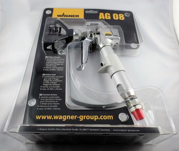 Wagner Airless-Pistole AG 08 250 bar mit 2-Fingerabzug