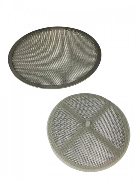 Filterscheibe 20 Maschen Durchmesser 87 mm für 6 Liter Behälter