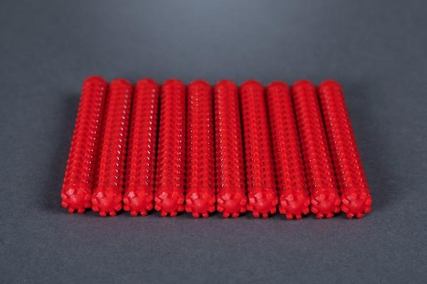 Wagner Cage Filter 10 Stück 200 Maschen rot passend für AirCoat Pistole GM4700