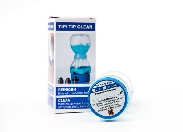 Tip-Clean Behälter klein 50 ml inkl. Reinigungslösung