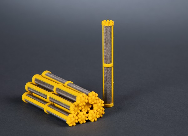 Airless Einsteckfilter 10 Stück 100 Maschen gelb passend für AirCoat Wagner GM 4700