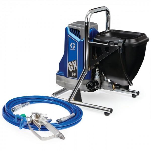 Graco GX FF Farbspritzgerät ideal für Lackierarbeiten - 17G184